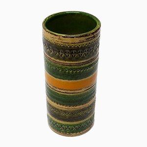 Vase von Aldo Londi für Ceramiche Paoli, 1970er