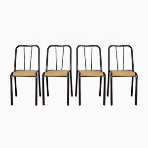 Vintage Chairs from Tubauto, Set of 4