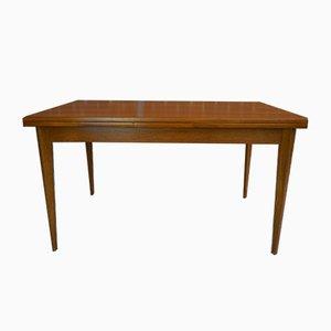 Table en Teck par Johannes Andersen pour Samcom, 1960s