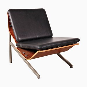 Model FM50 Easy Chair by Cornelis Zitman for Pastoe, 1960s
