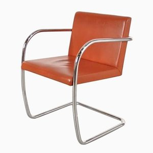 Brno Chair by Mies Van Der Rohe for Knoll International, 1970s