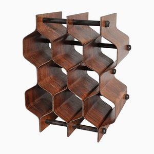 Wine Rack by Torsten Johansson for AB Formtra, 1960s