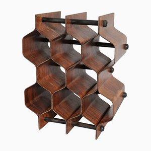 Wine Rack by Torsten Johansson for AB Formtra, 1960s