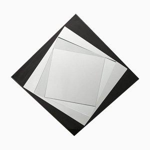 Espejo geométrico de múltiples capas, años 80