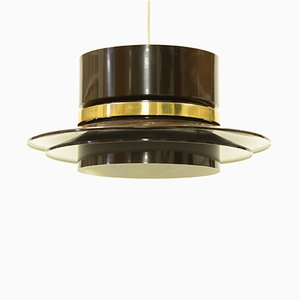 Lámpara colgante de Carl Thore para Granhaga Metallindustri AB, años 70