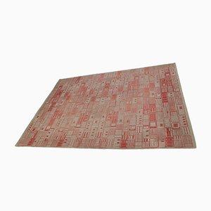 Mid-Century Modernist Geometric Carpet