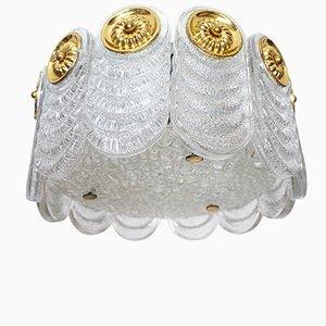 Deckenlampe von Kaiser Leuchten, 1960er