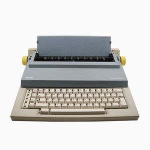 Machine à Écrire ET 55 Vintage par Bellini & Chiarato pour Olivetti, 1980s