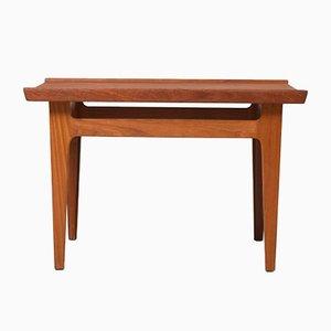 Table d'Appoint Vintage en Teck par Finn Juhl pour France & Søn