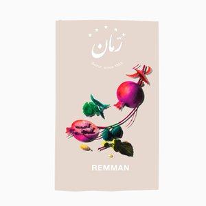 Pomegranate Delight! Geschirrtuch von Rana Salam