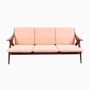 Niederländisches Mid-Century Sofa aus Teak von De Ster Gelderland, 1960er