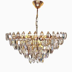 Large Chandelier from Bakalowits, 1960s