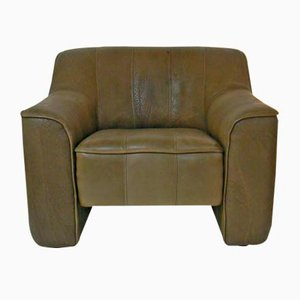 Vintage DS44 Armchair in Neck-Leather from de Sede