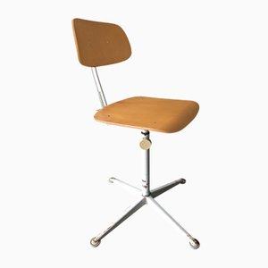 Chaise de Bureau Vintage Industrielle par Friso Kramer pour Ahrend De Cirkel