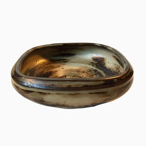 Mid-Century Stoneware Bowl by Bode Willumsen for Royal Copenhagen
