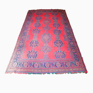 Großer Antiker Türkischer Teppich