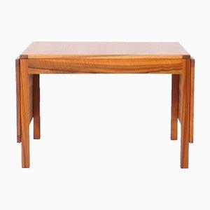 Tavolino da caffè modello 5362 in legno di noce di Børge Mogensen, anni '50