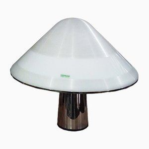 Mushroom Table Lamp by Guzzini, 1960s