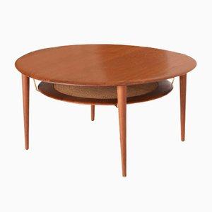 Table Basse FD 515 Mid-Century par Peter Hvidt & Orla Mølgaard-Nielsen pour France & Søn / France & Daverkosen