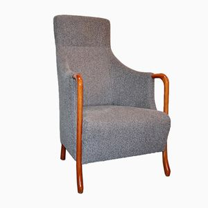 Vintage Danish Armchair from Stouby, 1970s