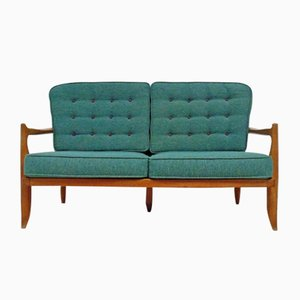 Model Jose Sofa by Guillerme et Chambron for Votre Maison, 1970s