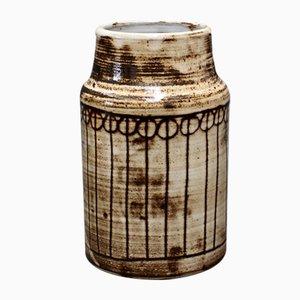 Mid-Century Ceramic Vase by Jacques Pouchain