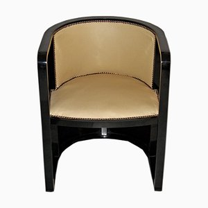 Model 421 Armchair by Josef Hoffmann for Jacob & Josef Kohn