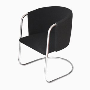 JZ 1-3 Easy Chair by Jan Schröfer for De Cirkel, 1930s