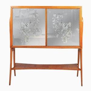 Mueble bar italiano vintage