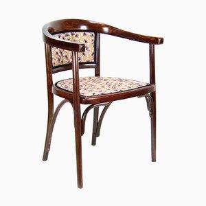Jugendstil Armlehnstuhl von Michael Thonet für Fischel, 1920er