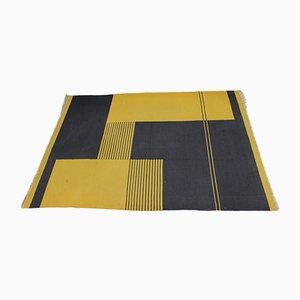 Moderner Geometrischer Vintage Kilim Teppich