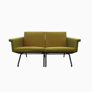 Modulares Zwei-Sitzer Sofa von Pierre Guariche für Airborne, 1960er