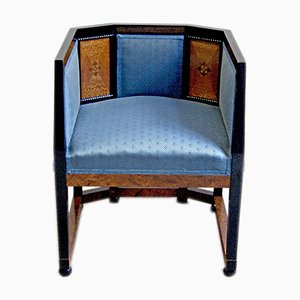 Antique German Chair by Joseph Maria Olbrich