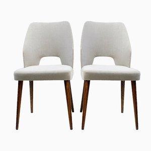 Chaises de Salon par Oswald Haerdtl pour Ton, 1950s, Set de 2