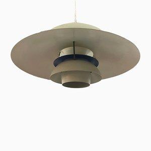 Lámpara colgante PH5 Mid-Century de Poul Henningsen para Louis Poulsen