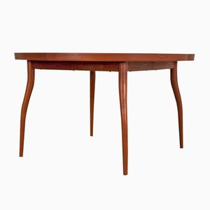 NV56 Teak Dining Table by Finn Juhl for Nils Vodder, 1956