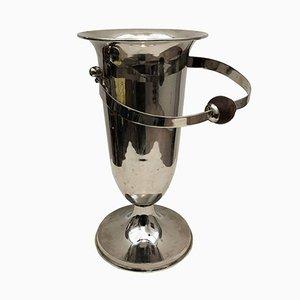 Art Deco Champagner- oder Weinkühler, 1930er