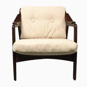 Danish Lounge Chair by Bernhard Pedersen for Randers Møbelfabrik, 1960s