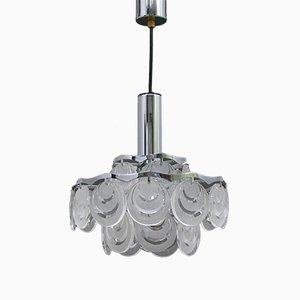 Vintage Italian Ceiling Lamp, 1970s