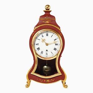 Reloj de repisa vintage