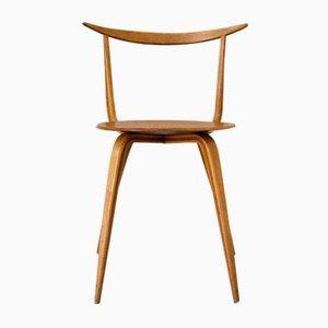 Frühversion Pretzel Stuhl von George Nelson, 1950er