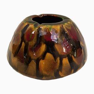 Cendrier en Céramique par Francine Gal pour Ricard, France, 1960s