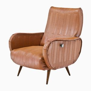 Italian Mid-Century Lounge Chair