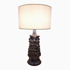 Lampe en Céramique de Françoise Chedeville, 1970s