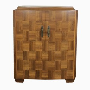 Art Deco Cabinet by Dominique Prevot for Masion Dominique, 1920s