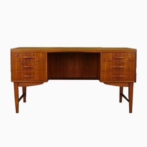 Vintage Danish Teak Writing Desk