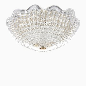 Crystal Ceiling Light by Carl Fagerlund for Orrefors, 1960s