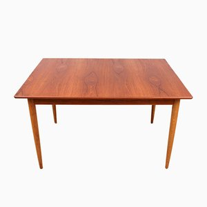 Scandinavian Dining Table by Yngve Ekström for Hugo Troeds, 1950s