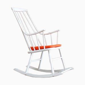 Rocking Chair Grandessa Vintage par Lena Larsson pour Nesto