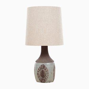Lampada in ceramica, anni '60